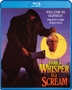 Whisper to a Scream 1987 BR cover Shout Factory