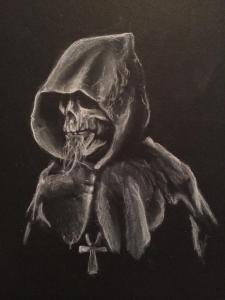 Blind Dead - Charcoal