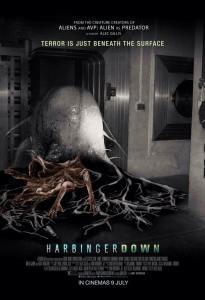 Harbinger Down Poster