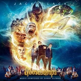 goosebumps cd