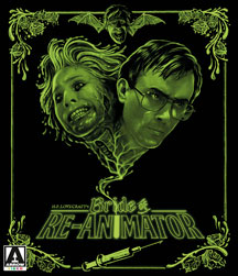 Bride of Re-Animator - Arrow