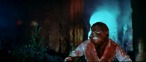 Frankenstein's Bloody Terror 1