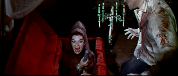 Frankenstein's Bloody Terror 2