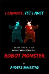 Robot Monster Book