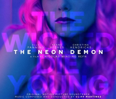 Neon Demon CD