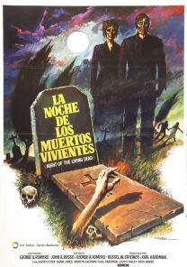 Night of the Living Dead - Spanish