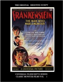 Universal Filmscripts Series - Frankenstein