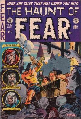 Haunt of Fear 19