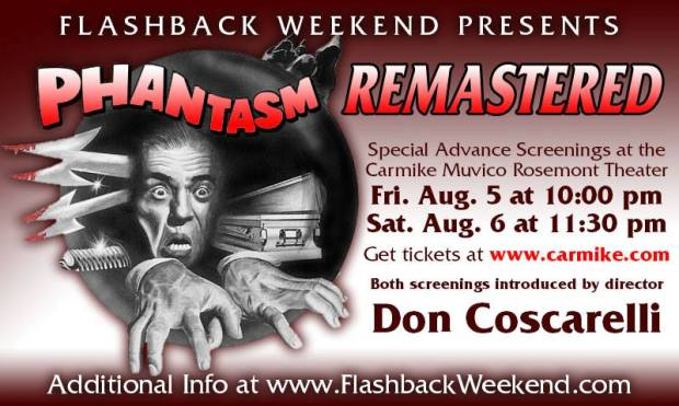 Phantasm screening