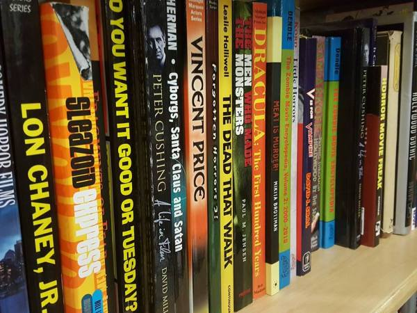 books show
