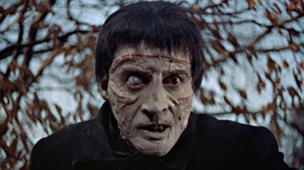curse of frankenstein - monster