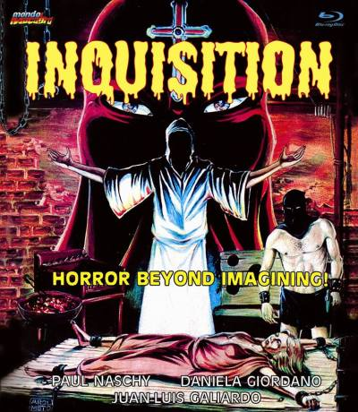 Inquistion bluray reverse