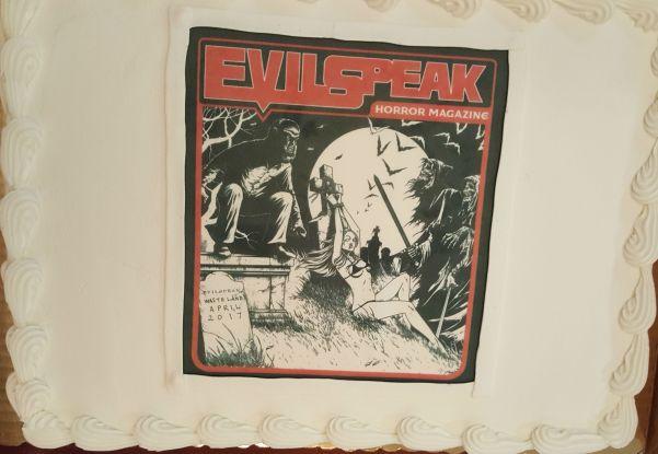 Evilspeak cake