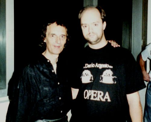 Argento and Me