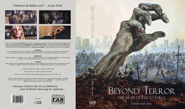 Beyond Terror special edition cover
