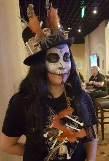 Frightmare waitress