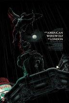 Mondo Poster - American Werewolf