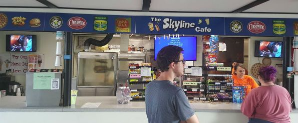 Skyline concessions