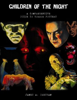 Children of the Night poster book