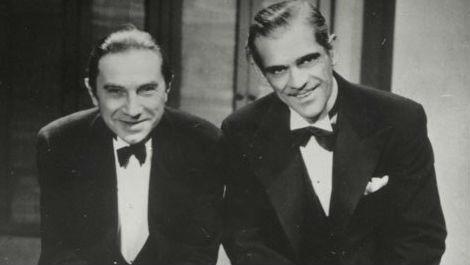 Karloff and Lugosi 4