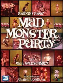 Mad Monster Party Book