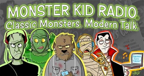 monster kid radio banner