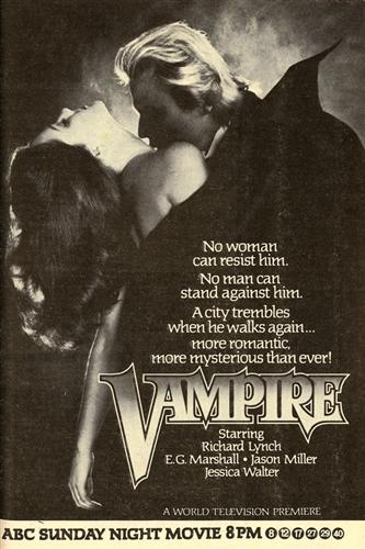 vampire ad