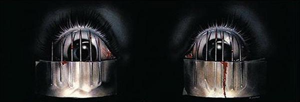 Opera eyes poster