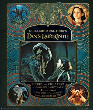 Pan's Labyrinth Book