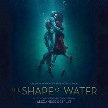 Shape of Water CD
