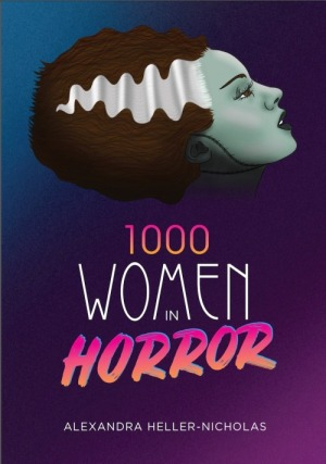 1000 Women in Horror