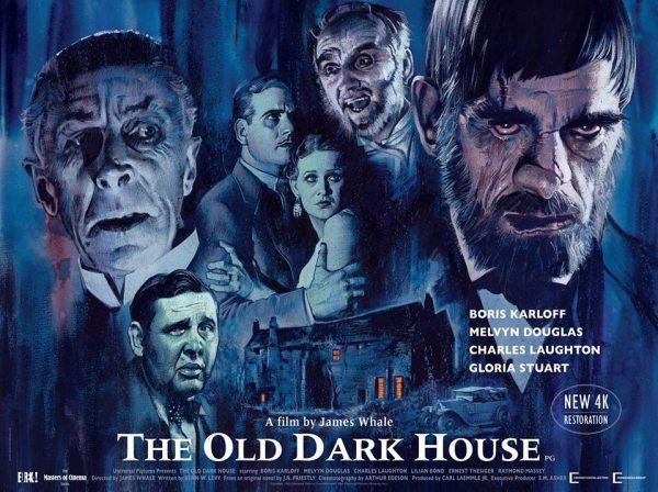 Old Dark House - Humphreys