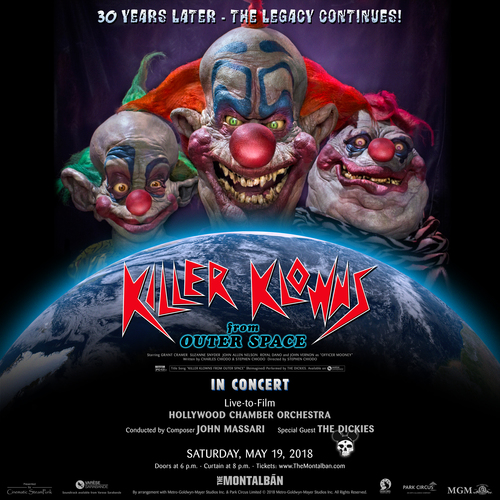 Killer Klowns in Concert