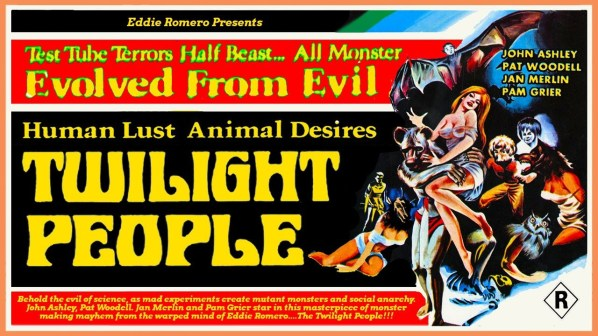 Twilight People Banner