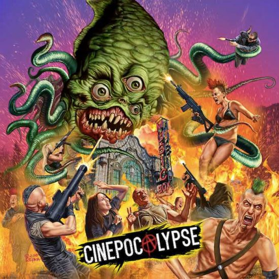 Cinepocalypse 2018 graphic