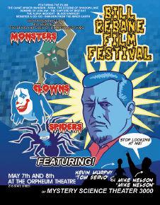 Rebane fest poster