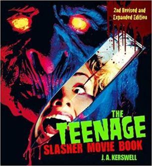 Teenage Slasher Movie Book