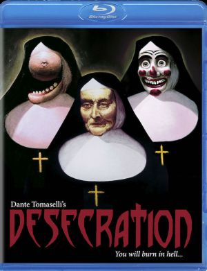 descration bluray