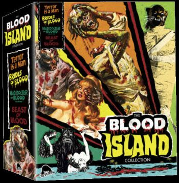 Blood Island Collection