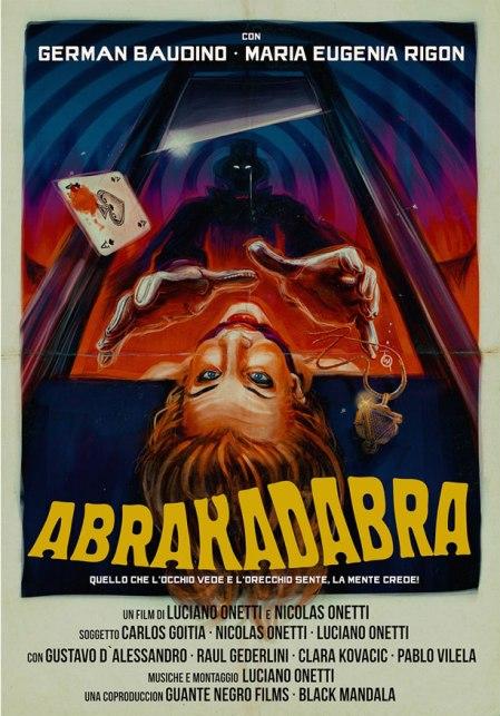 ABRAKADABRA poster
