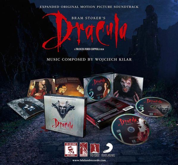 Bram Stoker's Dracula 3-disc edition