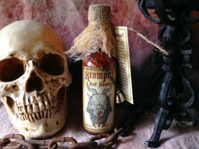 Krampus Hot Sauce
