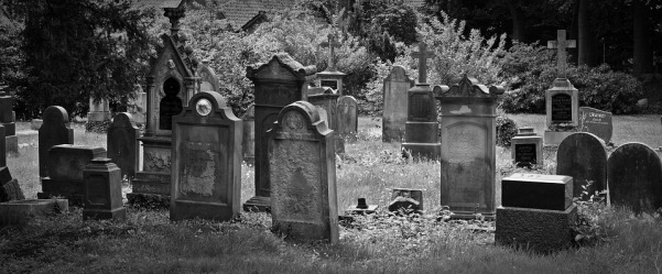 cemetary old