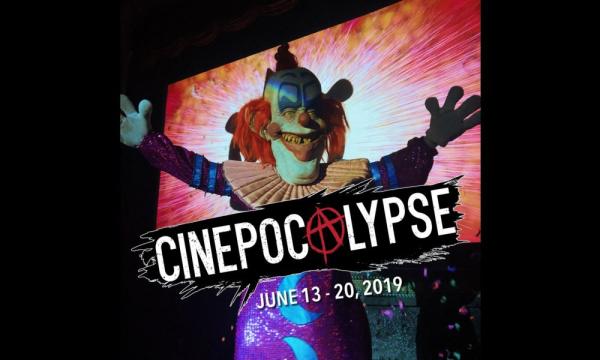 Cinepocalypse 2019 banner