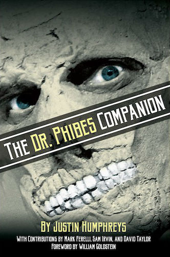 Dr Phibes Companion
