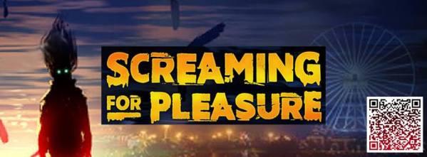 screaming for pleasure banner