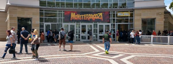 monsterpalooza show