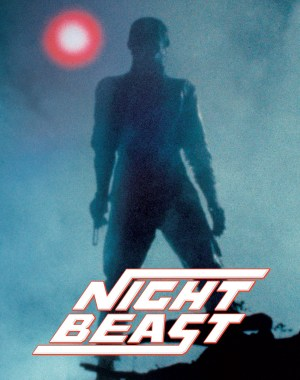 Nightbeast blu-ray