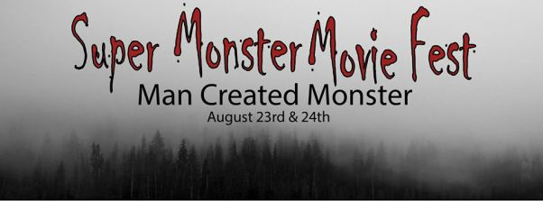 Super Monster Movie Fest 2019 banner