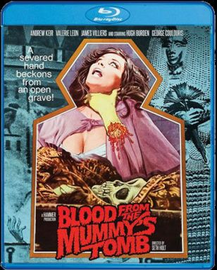 Blood from Mummys Tomb Blu-Ray